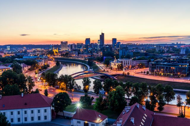 (tomch via Getty Images) Where To Go On Holiday In Europe In 2018: Vilnius, Lithuania-2018 marks an important milestone in Lithuania's history as the country celebrates the 100th anniversary of the restoration of the State. On the 16th of February 1918, the Council of Lithuania signed a document proclaiming the restoration of the independent state of Lithuania and with a number of events and festivities over the coming year, 2018 is the perfect time to visit its charming capital, Vilnius.