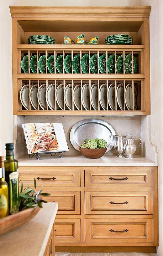 10 Gorgeous Takes on Open Shelving in Kitchens.