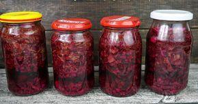 Kuchnia u Krysi : Botwinka do słoiczków... na zimę