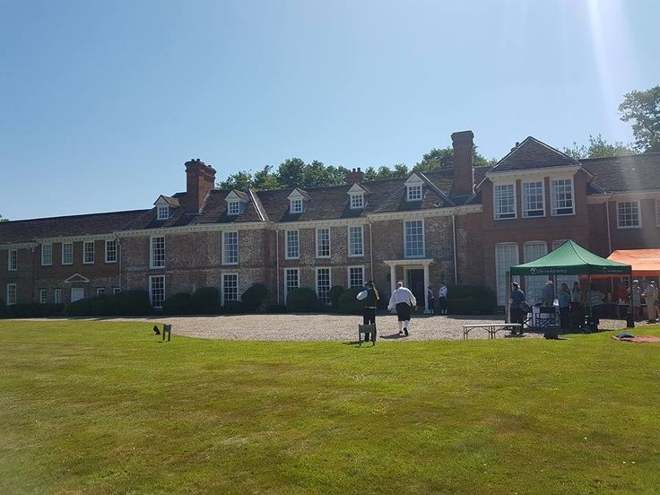 Yateley Hall At The Society CivicDay Open Day 2017
