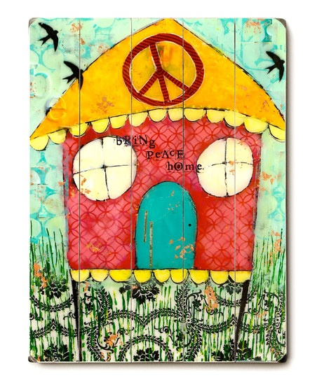 Bring Peace Home: Artists Cindy, Daily Deals, Art Education, Cindy Wunsch, Woods Wall Art, Homes, Amazing Lady, Bring Peace, Zulili Today