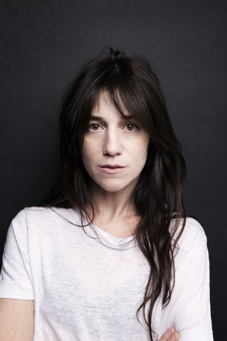 Charlotte Gainsbourg. Actriz y cantante francesa.
