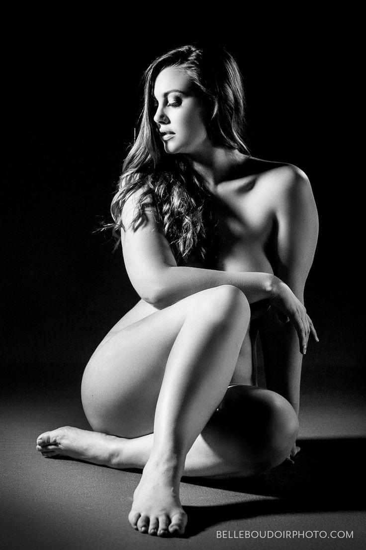 Fotografia glamour lingerie nuda