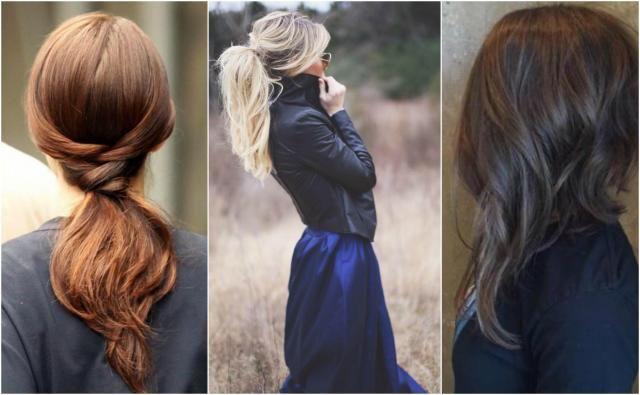 Boskie fryzury dla kobiet mających włosy za ramiona