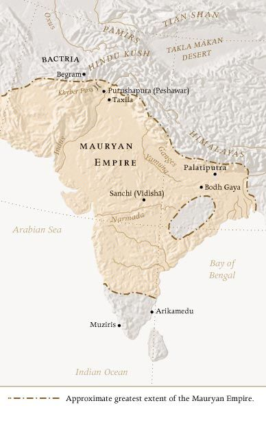 an introduction to the history of the mauryan dynasty Mauryan empire | history of  they had made this empire for took control away from the nanda dynasty that  - digital india digital india introduction digital.