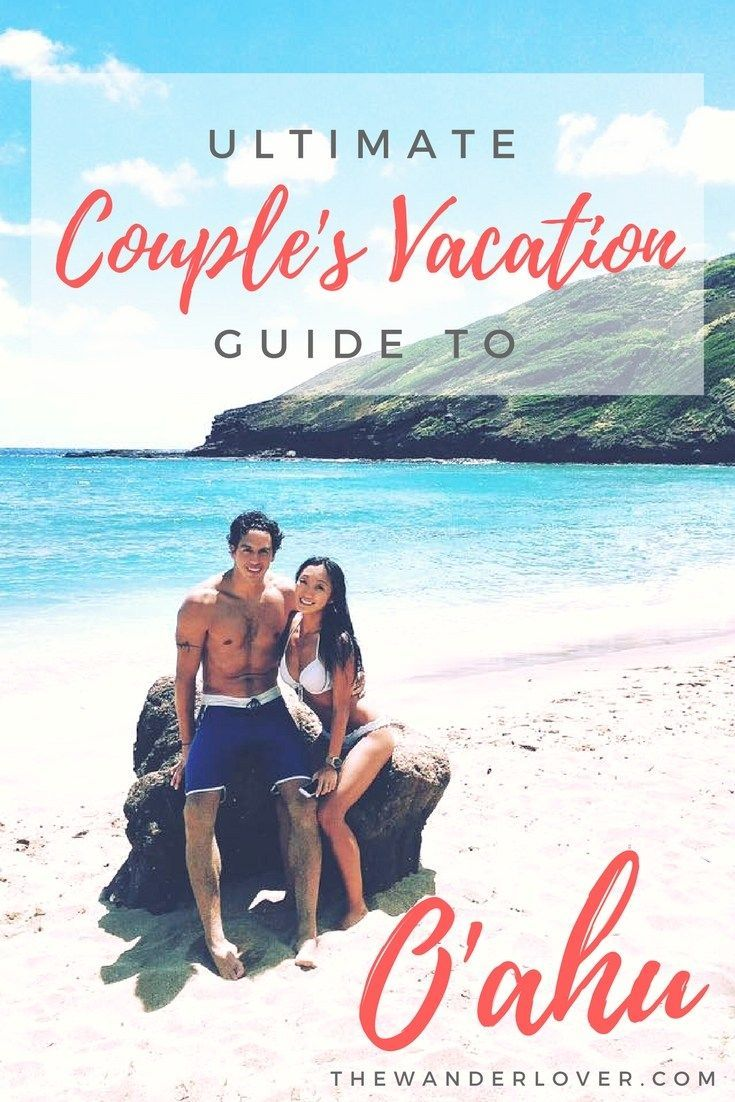 What to do in Oahu Hawaii! Where to eat, explore, and vacation as a couple.