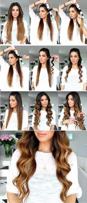 Si tienes el pelo largo y amas los rizos, ni modo que no tengas un rizador de pelo en tu casa.