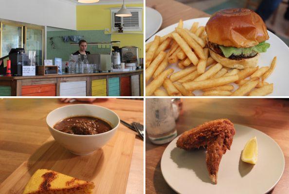 Eat: Pearl's Diner, July 14, 2012 - by Natasha J Stewart