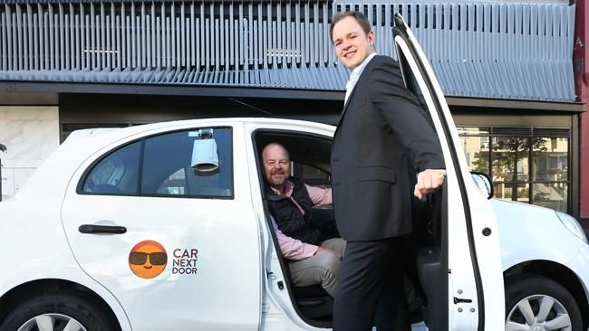 Residents committee behind the wheel of new car share scheme in Port Phillip