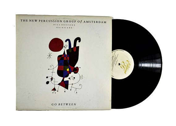 The New Percussion Group Of Amsterdam Bill Bruford Keiko Abe