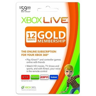 FB, on XBOX Live Get Free Xbox Live Gold