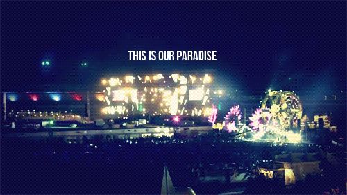 raves are our paradise