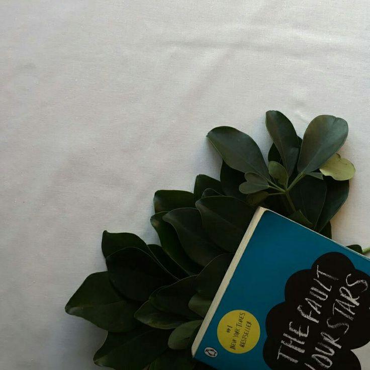 tfios  Bookstagram @pagesandleaves