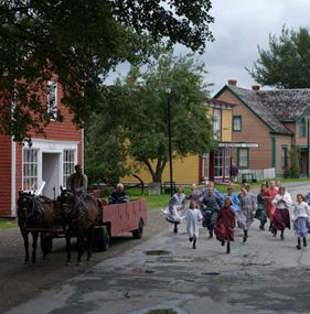 Living History Museums: Discover Nova Scotia's rich history while visiting any of our 10 living history museums and historic sites. Costumed interpreters bring history to life through stories while dressed in authentic outfits from their sites time period.