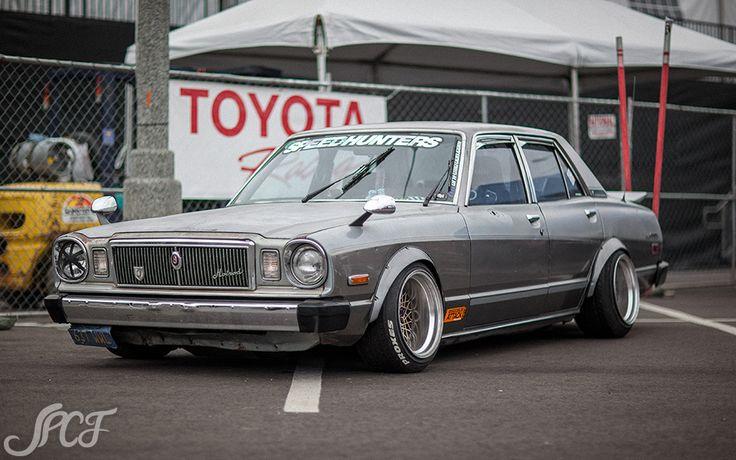 Cressida Silver 1 A Sparkling Shakotan Zombie Named Cressida クラッシックカー 旧車 かっこいい 車