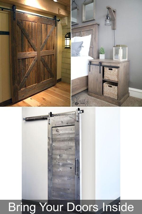 Sliding Barn Doors For Sale Interior Barn Door Track Closet Doors Sliding Barn Door In 2020 Tall Cabinet Storage Locker Storage Storage Cabinet