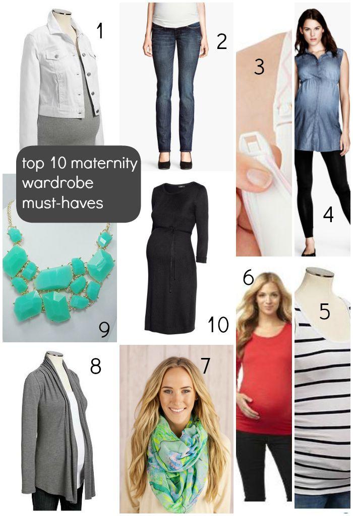 25+ best ideas about Pregnancy Wardrobe on Pinterest ...