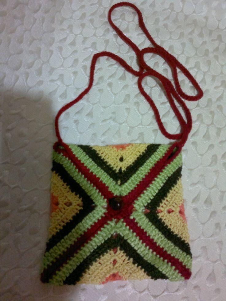 Fatma 'nın çantası.
