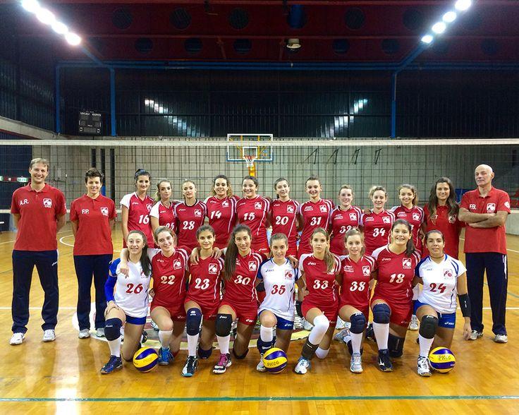 Volley Prima Femminile: Lecco ferma Bellano, Calco sbanca Oggiono e agguanta la vetta - Basket e Volley in rete