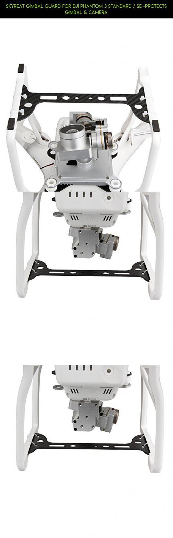 SKYREAT Gimbal Guard for DJI Phantom 3 Standard / SE -Protects Gimbal & Camera #kit #dji #fpv #guard #gadgets #technology #tech #parts #racing #gimbal #products #camera #3 #phantom #drone #shopping #plans #standard