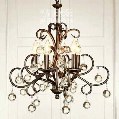 New Modern Garland Vintage Ceiling Lamp Pendant Lights