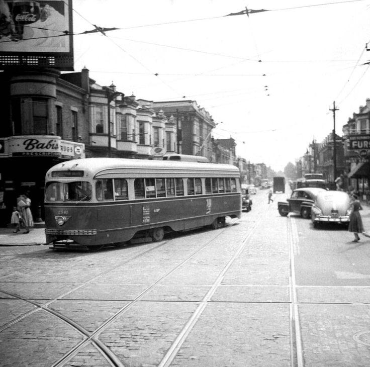 17 Best Images About Philadelphia Trolleys On Pinterest