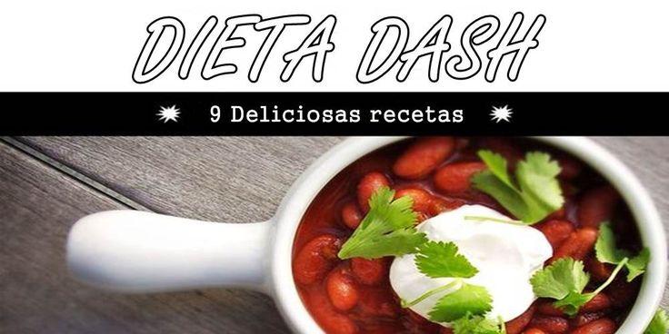 Hablamos de la Dieta Dash, una dieta desarrollada en los estados unidos y que realmente nos ayuda a perder peso y mejorar nuestra salud.