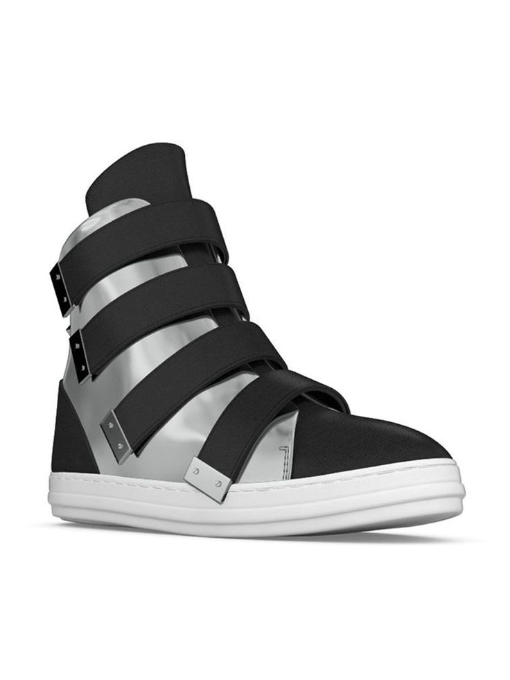 Myswear 'Bond' hi-top sneakers