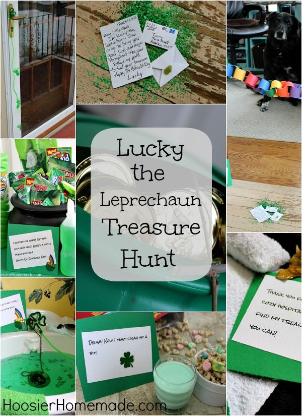 the beats pro Lucky the Leprechaun Treasure Hunt