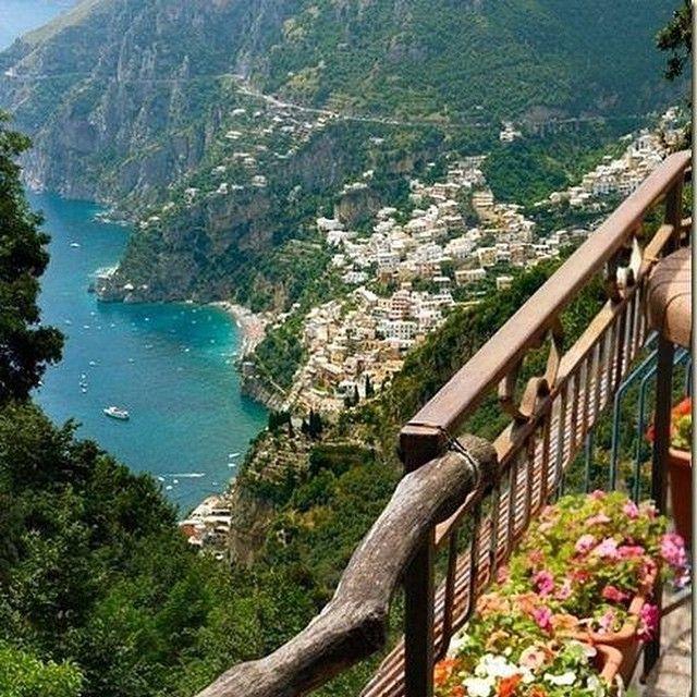 #OceanView, #AmalfiCoast, #Italy #travel #traveleze #traveling #holiday #holidays
