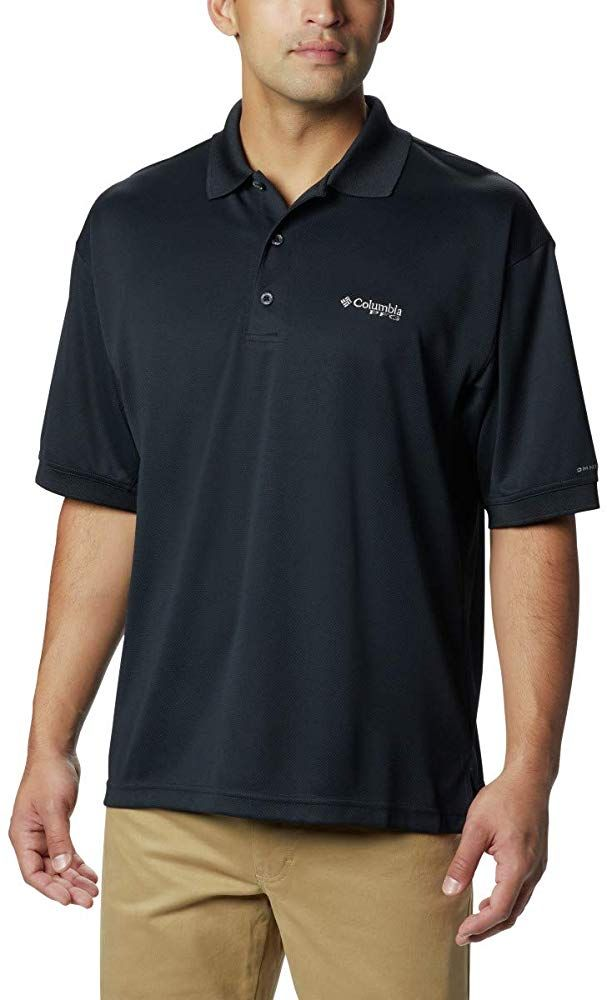 Columbia Mens Perfect Cast Uv Protection Wicking Shirt