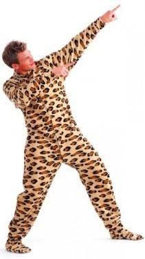 Костюм гепарда