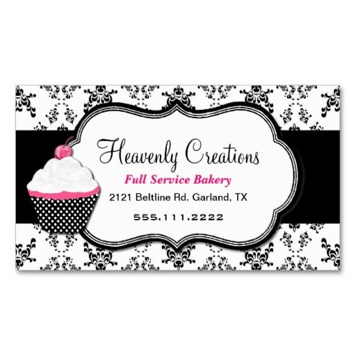 263 best images about Damask Business Cards on Pinterest