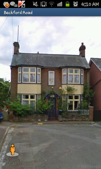 Rainbow House, Mistley