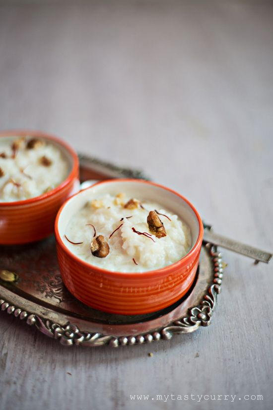 127 best authentic desserts images on pinterest indian food rice kheer recipe dessert with goodness of almonds forumfinder Images