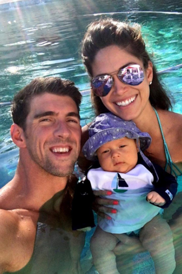 32 Gold-Medal-Worthy Photos of Michael Phelps's Adorable Baby Boy