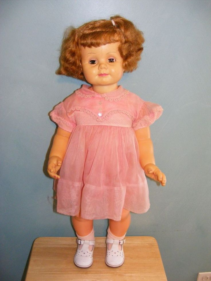 1318 Best Vintage Dolls 50 S 60 S 70 S Images On Pinterest