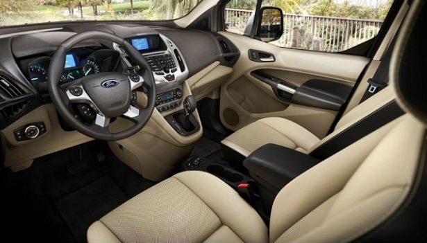 2015 Ford Ranger - interior