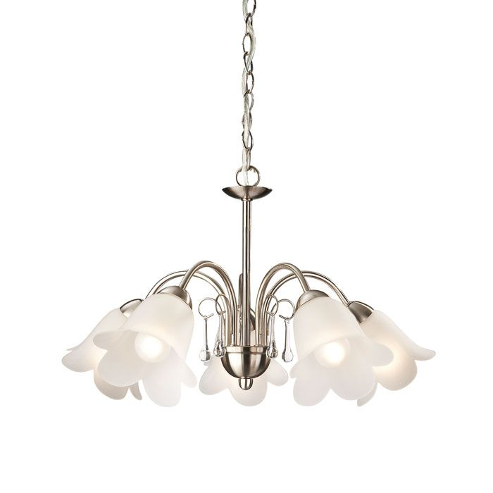 Kanto Nickel 5, Ceiling Lights, Gloco - & Home Lighting