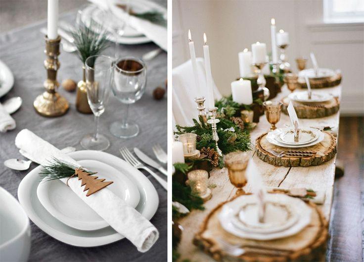 50 idées Décorations de Noël style Scandinave: