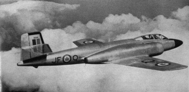 """Avro Canada CF-100 """"Canuck"""""""