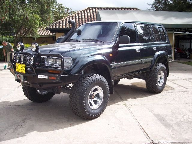 Slee Offroad 80 Series Land Cruiser Experts Off Road