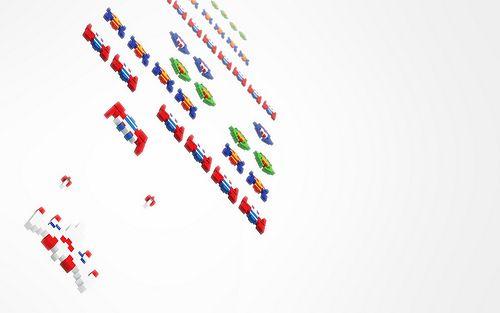 galaga by Pixel Fantasy, via Flickr