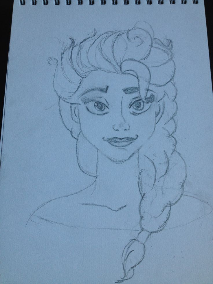 My little sisters favourite princess elsa from frozen