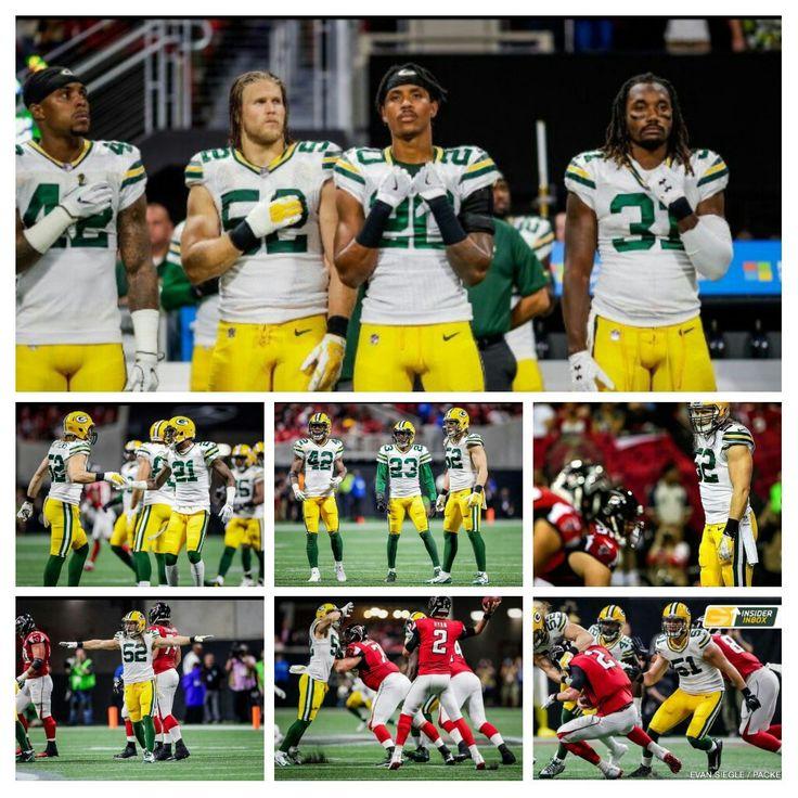 Packer vs Falcons