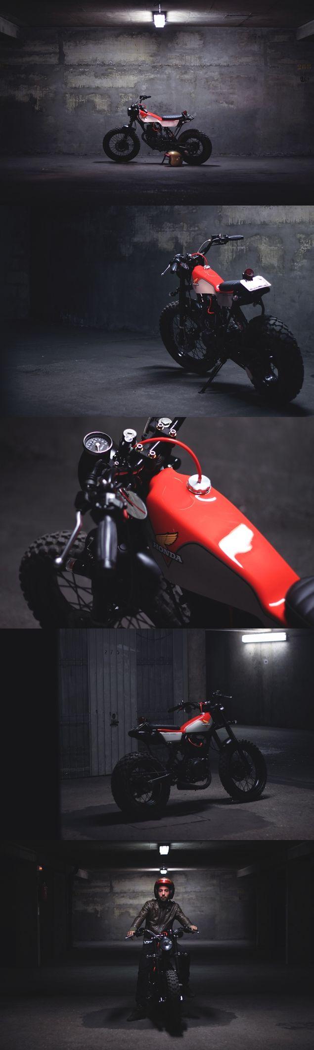 Car amp bike fanatics suzuki m50 bobber bike - 22 Best Moto 125 Images On Pinterest Cafe Racers Custom Bikes And Custom Motorcycles