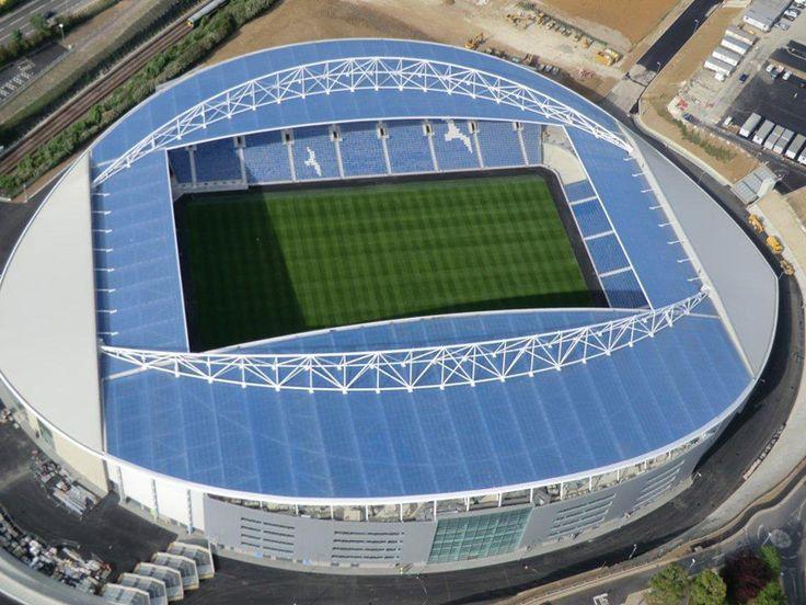 American Express Community Stadium, Brighton & Hove Albion FC, Brighton, England