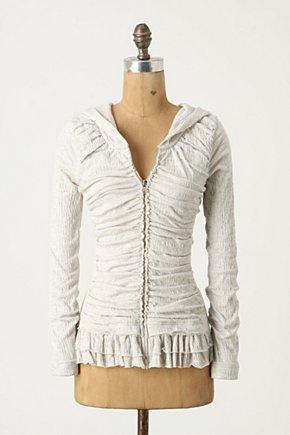 .Superflu Bellows, Fashion, Anthropology, Style, Bellows Hoodie, Clothing, Ruffles Hoodie, Girly Hoodie
