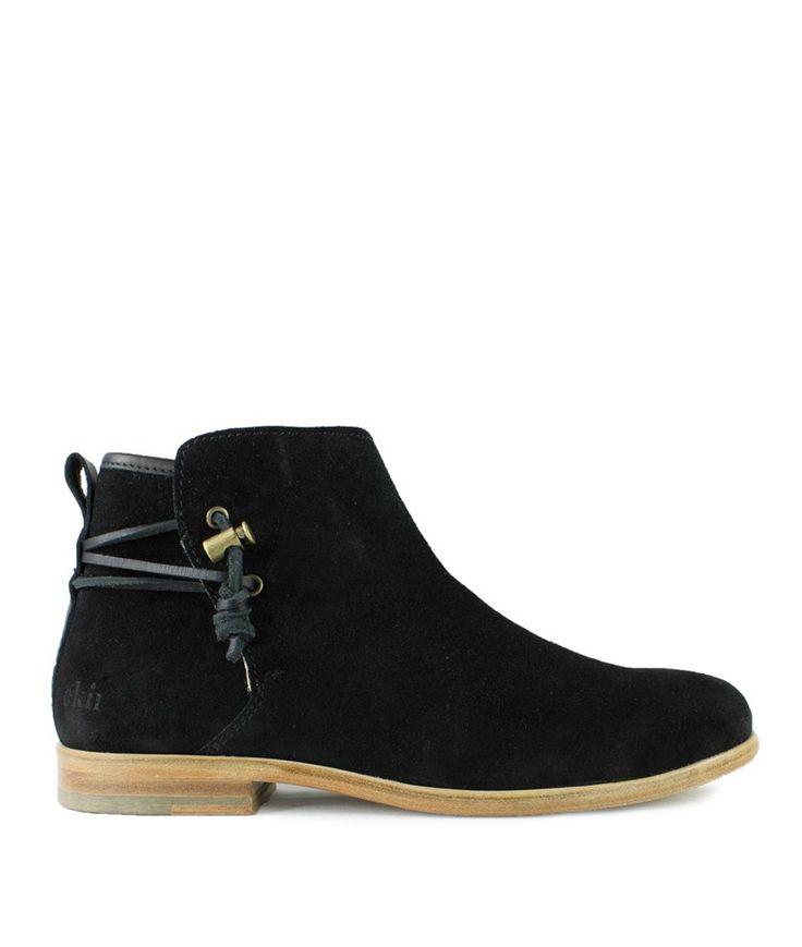 Ekn Footwear Rosewood Black 37 • Schuhe Faire Schuhe für Damen bei glore kaufen • glore