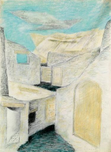 Labyrinthe - Josef Sima